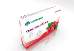 Cranberry 400mg
