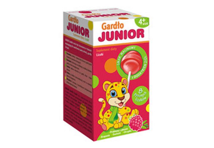 Junior Gardło