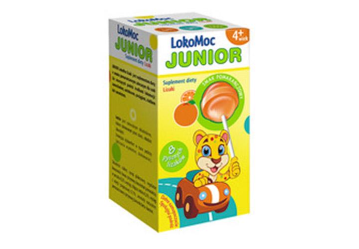 Junior LokoMoc lizaki