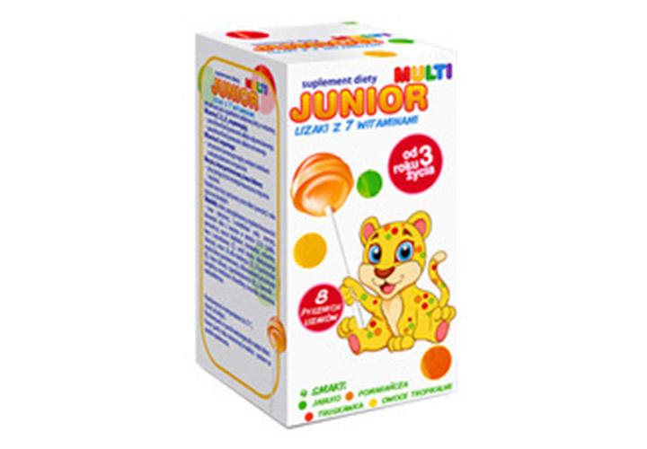 Junior Multi lizaki